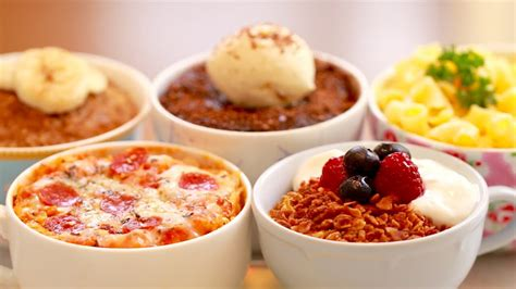 microwave mug meals 5 unbelievable recipes gemma s