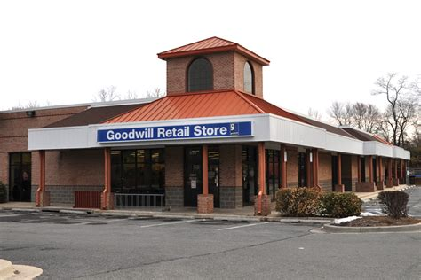 gaithersburg maryland retail store donation center