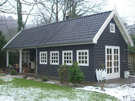 Zweeds Huis Bouwpakket by Dit Houten Tuinhuis Biedt Opbergruimte Kantoorruimte 233 N