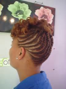 twist updo hairstyles natural hair flat twist updo thirstyroots com black