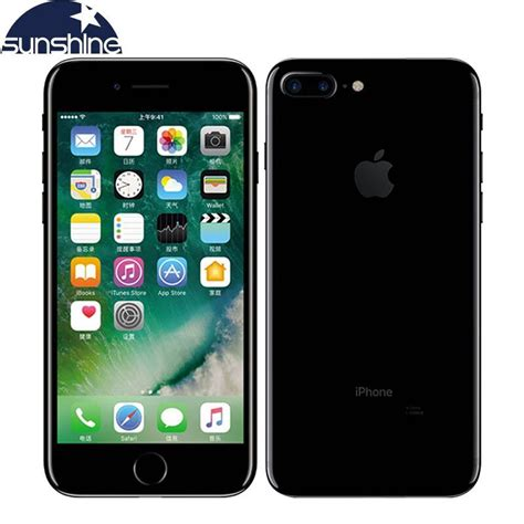 unlocked original apple iphone 7 iphone 7 plus mobile phone 12 0mp 32g 128g