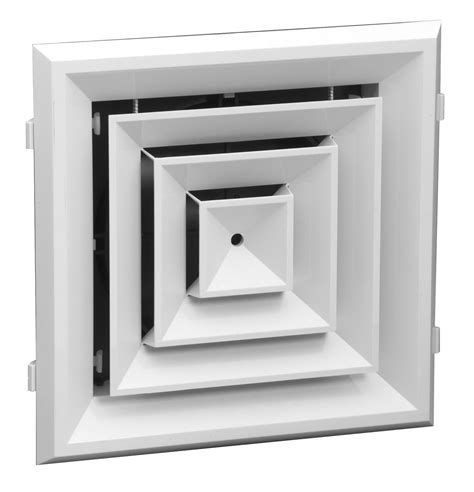 Ceiling Diffuser by Rezzin Square Ceiling Diffuser Airmate