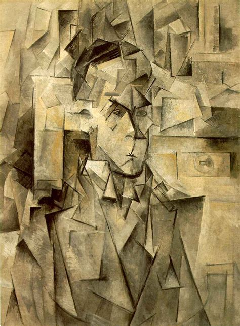 Picasso Synthetischer Kubismus by 20th Century Lesson Plans
