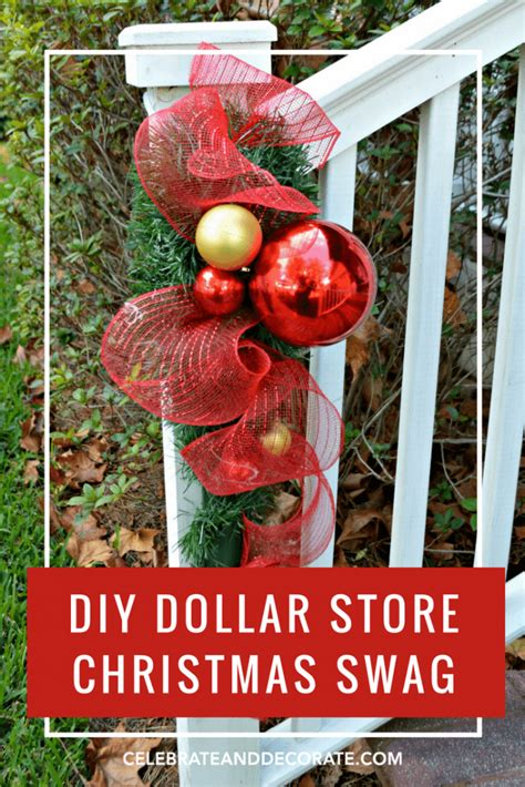 45 best diy dollar store christmas decor craft ideas for 2018