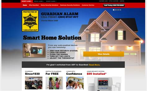 guardian alarm company reviews real customer reviews
