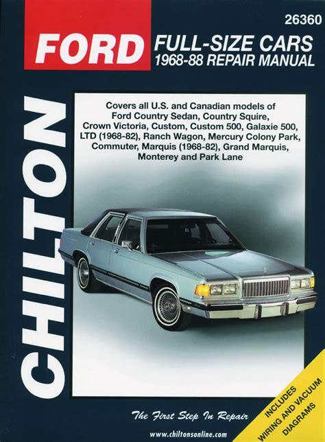 chilton car manuals free download 1980 ford thunderbird head up display ford car manuals haynes clymer chilton workshop original factory car motorbike manuals