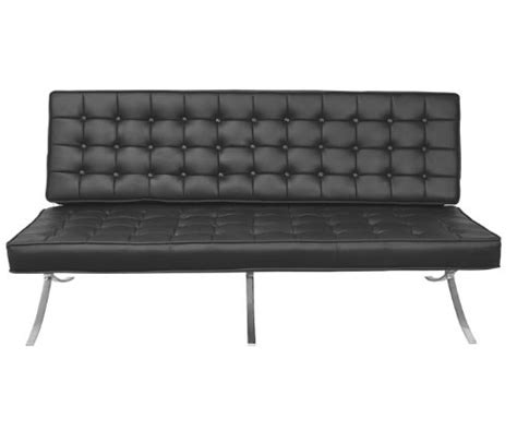 barcelona loveseat reproduction barcelona couch reproduction