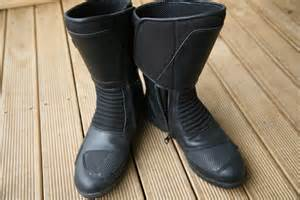 Bmw Boots Review Bmw Allround Touring Boots Onewheeldrive Net