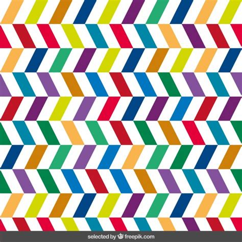 zig zag step pattern zig zag colorful pattern vector free download