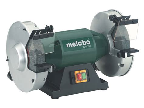 bench grinder uk metabo dsd 250 400v 400v 250mm bench grinder