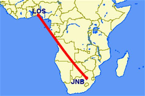 cheap flights from johannesburg to lagos jnb los