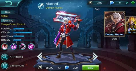 mobile legends characters learn about one at a time before mobile