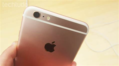 iphone 6s celulares e tablets techtudo