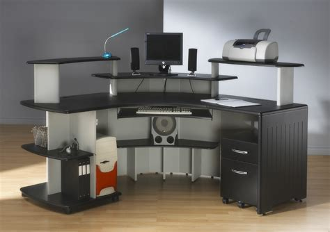 Home Workstations Furniture Office Furniture For Ultimate Computer Workstation