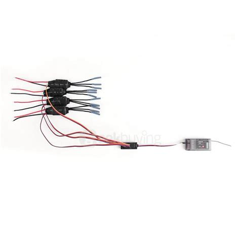 8 In 1 Throttle Hub For Esc Calibration And Motor Testing 8 in 1 esc calibration hub