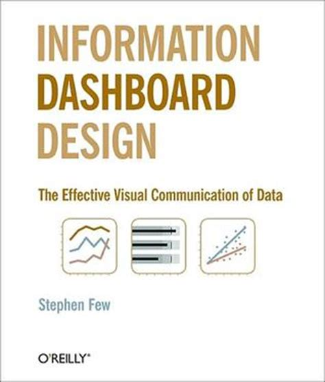 visual communication design books information dashboard design the effective visual