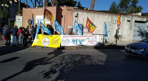 infermieri esclusi dalla mobilit 224 sit in di protesta al