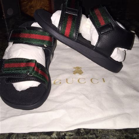gucci for toddlers 24 gucci other toddler boys gucci sandals brand new