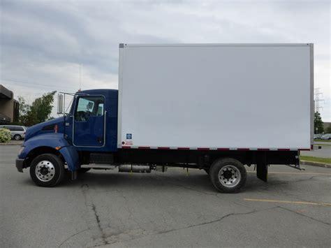 kenworth t170 14 frio truck body on kenworth t170 transit