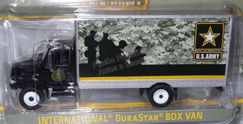 Greenlight 164 Us Army 2013 International Durastar Box 1 64 international durastar us army box greenlight rabon
