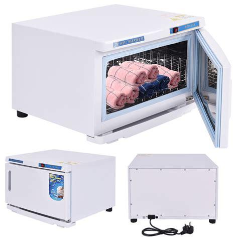 spa towel warmer cabinet goplus 16l uv towel sterilizer cabinet warmer