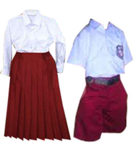 Seragam Sekolah Sd Merah Putih ceria busana store