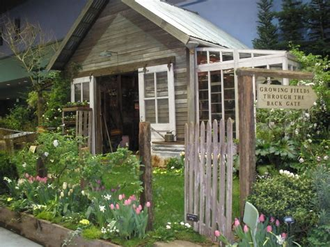 A Nw Flower Garden Show Thank You Figments Studio Blog Garden Sheds Ideas