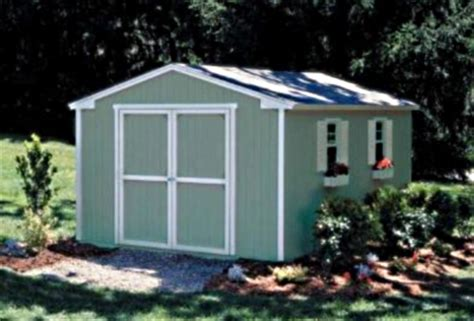 Wholesale Shed Kits by High Quality Provincial 10 X 12 Garden Tool Shed Kit