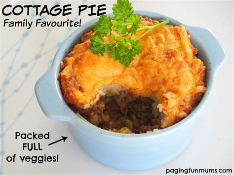 Family Cottage Pie by Cottage Pie A Family Favourite