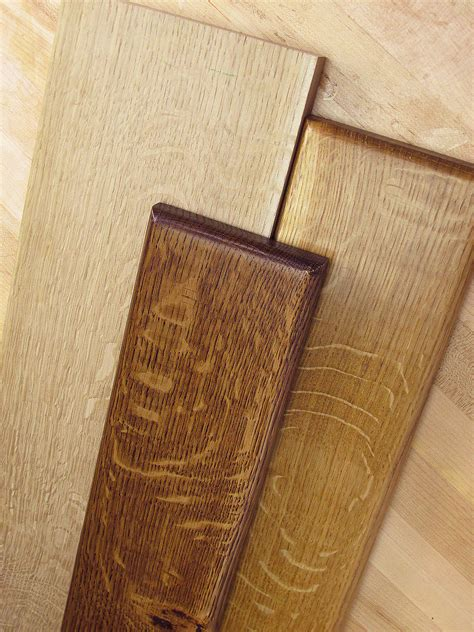 White Stained Kitchen Cabinets how to finish quarter sawn white oak for the best figure