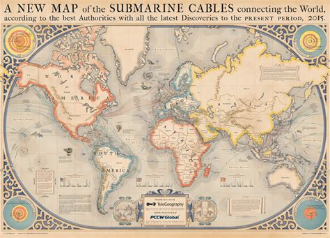 submarine cable map is one of the best maps of 2015