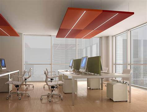 pannelli fonoassorbenti ufficio trattamento acustico uffici caruso acoustic