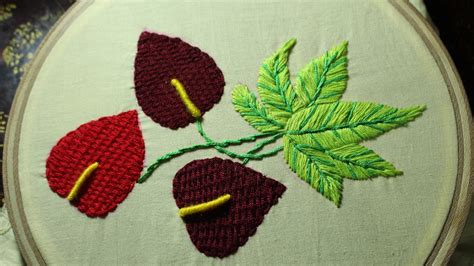 hand embroidery design youtube hand embroidery designs checkered stitch stitch and