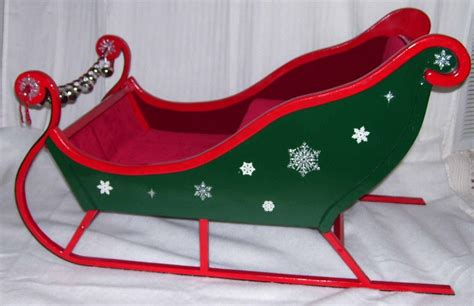 santa s miniature sleigh finewoodworking