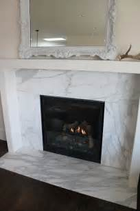 25 best ideas about marble fireplace surround on