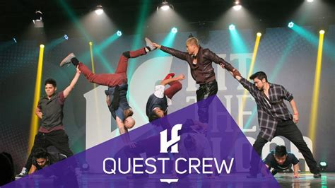 quest crew hit the floor l 233 vis htf2015 youtube