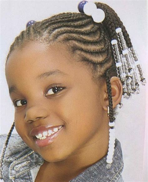girl hairstyles with beads 10 attractive black braided hairstyles with beads the