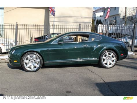 green bentley 2005 bentley continental gt in barnato green photo 3