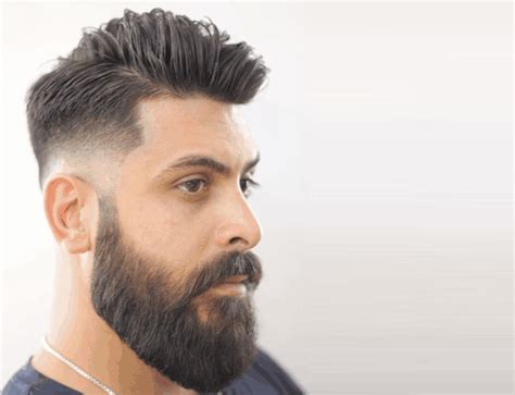 haircuts without beards faded hairstyle 10 beard styles that suit your faded