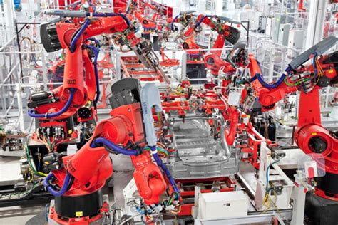 factory motor parts az a visit to the tesla factory drive electric vermont