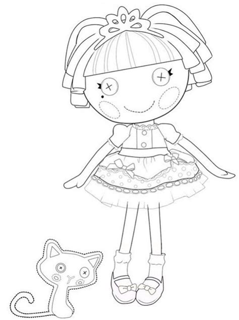free printable coloring pages lalaloopsy 189 best lalaloopsy paper dolls images images on