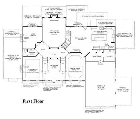 dominion homes floor plans dominion valley country club estates the hton home