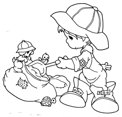 Baby Animals Coloring Pages Precious Moments Coloring Pages Precious Moments Animals Coloring Pages
