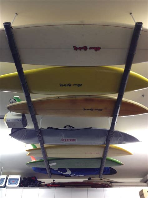 Surfboard Garage Storage Ideas Best 25 Surfboard Rack Ideas On Surfboard
