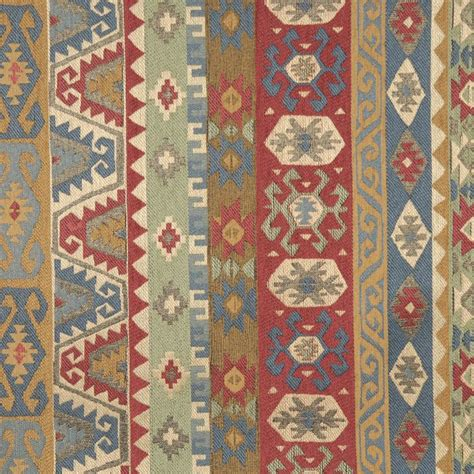 Southern Upholstery by Beige And Coral Blue Sapphire Aztec Cabin Southern