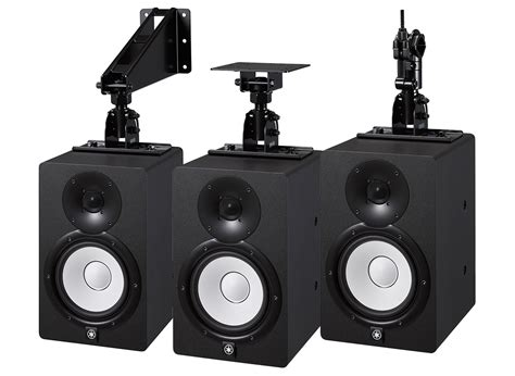 Yamaha Studio Monitor Speaker Hs 8i Hs8i Hs 8i yamaha introduces hs i powered studio monitors with