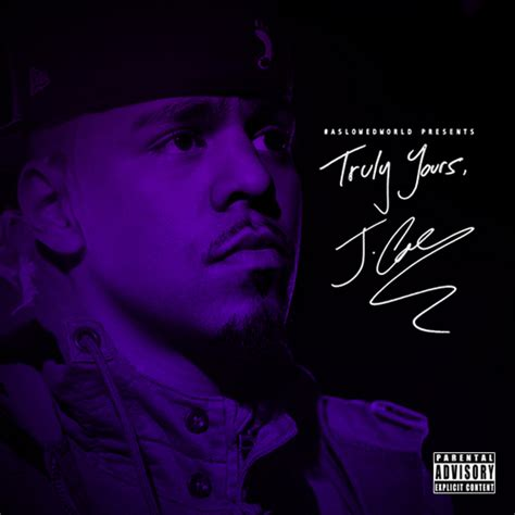 j cole truly yours 2 nodj livemixtapes j cole truly yours slowed chopped hosted by tha real