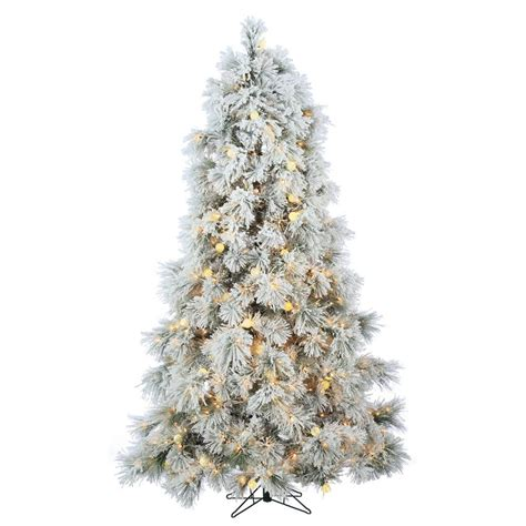 home depot alexandria pine tree slim pre lit trees artificial trees the home depot