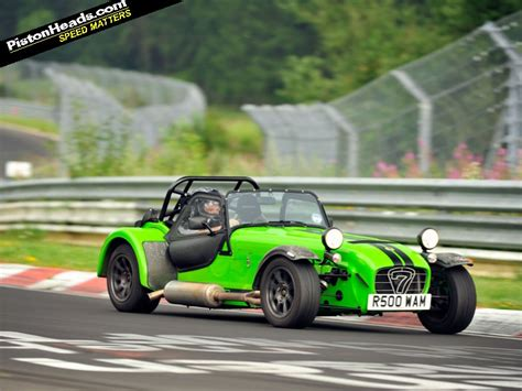 re driven caterham r300 supercharged page 1 general