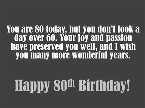 What To Write On 80th Birthday Card 25 Best 80th Birthday Quotes On Pinterest 80th Birthday